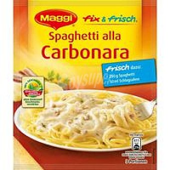 Maggi Base para pasta carbonara Sobre 40 g