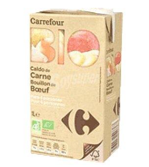 Carrefour Bio Caldo de carne Brick de 1 l