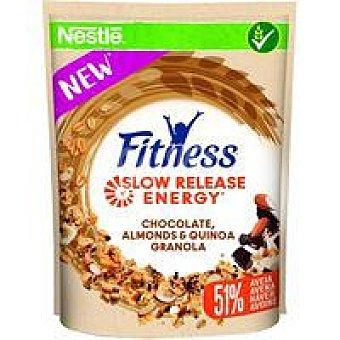 NESTLÉ ´FITNESS Cereales con granola-quinoa-choco Bolsa 300 g