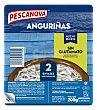 Sucedáneo de angulas, sin gluten y sin lactosa angurinñas 2 x 100 gr Pescanova