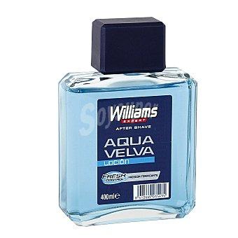 Williams Expert loción after shave aqua velva Frasco 400 ml