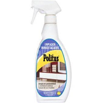 Politus Limpia muebles lacados Spray 375 ml