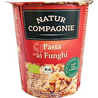 Natur Compagnie Pasta a las setas bio Vaso 50 g