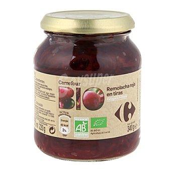 Carrefour Remolacha Roja en tiras Bio 220 g