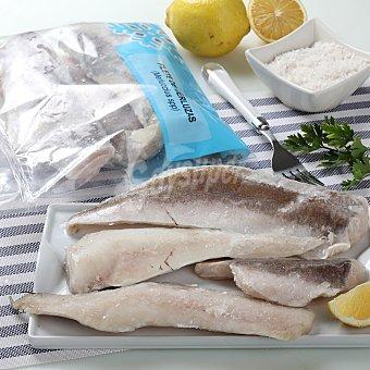 Carrefour Merluza con piel fileteada Bolsa de 500 g