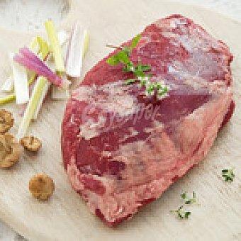 Presa de cerdo ibérico congelada peso aproximado envase 1 kg