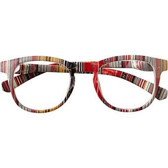 Loring Gafas de lectura Mod Trendy +150 caja 1 unidad 1 unidad