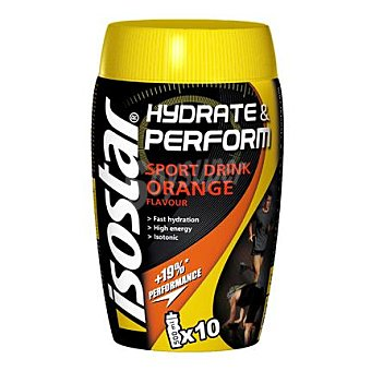 Isostar Bebida isotónica de naranja 425 g