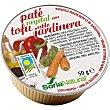 Paté vegetal con tofu al estilo jardinera ecológico envase 50 g Envase 50 g Soria Natural