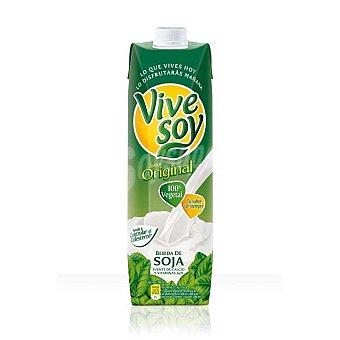 Vivesoy Bebida de soja Original 1 Litro