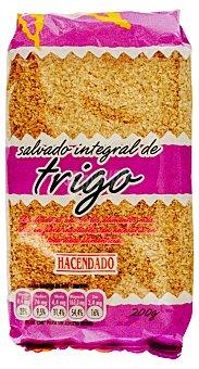 Hacendado Salvado trigo integral Paquete 200 g