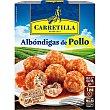 Albóndigas de pollo Envase 300 g Carretilla