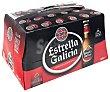 Especial cerveza rubia nacional pack 24 botellas 25 cl Pack 24 botellas 25 cl Estrella Galicia
