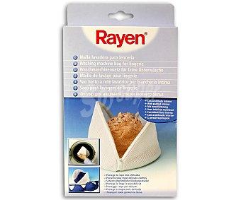 Rayen Malla con cremallera y alcolchado interior especial para el cuidado de lencería e la lavadora rayen
