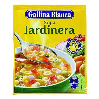 Gallina Blanca Sopa jardinera 71 g