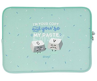 Mr. Wonderful Funda para ordenador portátil de 13,3″ wonderful