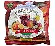 Mezcla de frutas troceadas y congeladas, especiales para hacer sangria 300 g La Cuerva
