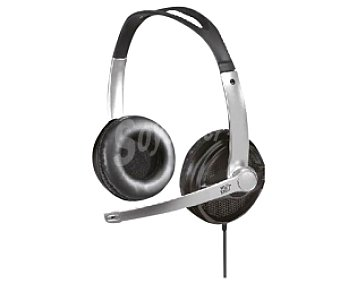 QILIVE 841864 Auricular PC Casco