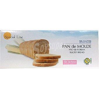 Special Line pan de molde sin gluten Envase 310 g