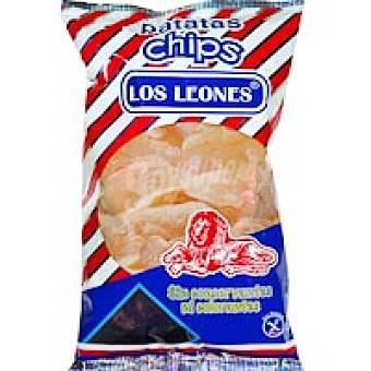 Los Leones Patatas fritas Bolsa 140 g