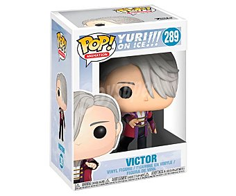 Funko Figura Yuri on ice!!!, Victor, 10cm., Animation 289 pop! pop! Animation 289