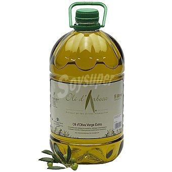 OLI D' ARBECA aceite de oliva virgen extra garrafa 5 l