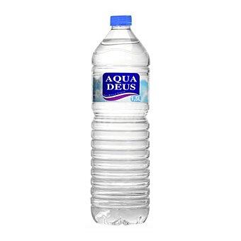 Aquadeus Agua mineral natural sin gas 1,5 Litros