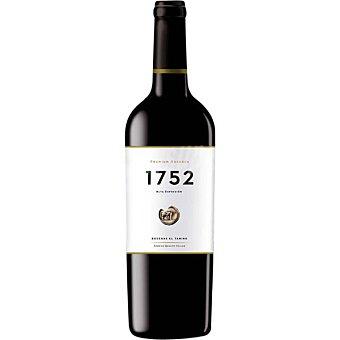 1752 vino tinto garnacha tintorera D.O. Almansa  botella 75 cl