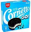 Helado GO! 4 unidades Cornetto Frigo