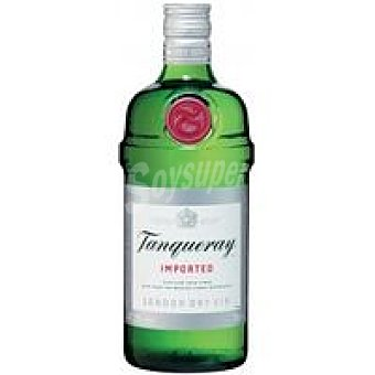 TANQUERAY London Dry Gin botella 1 litro