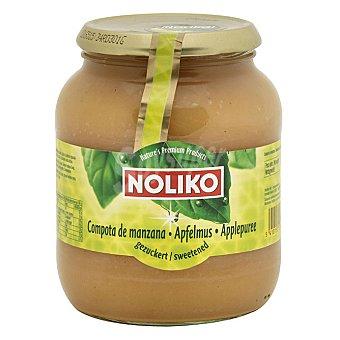 Noliko Compota de manzana Frasco 720 g