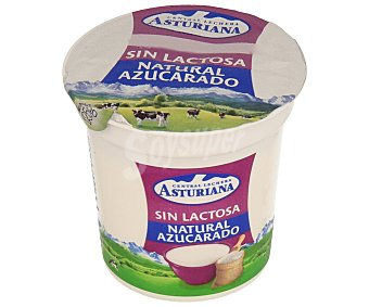 Larsa Yogur natural azucarado 125 g
