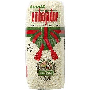 EMBAJADOR Arroz redondo extra Paquete 1 kg
