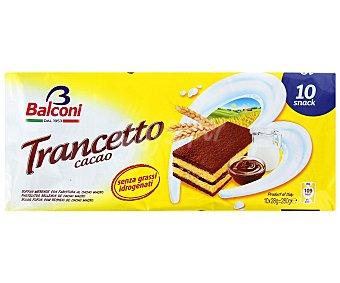 Balconi Pastelitos Cacao (Trancetto) 280 g