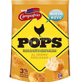 Campofrío Pops bolitas de pechuga de pollo al horno  bolsa 70 g