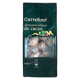 Carrefour Almendras rellenas de cacao 150 g
