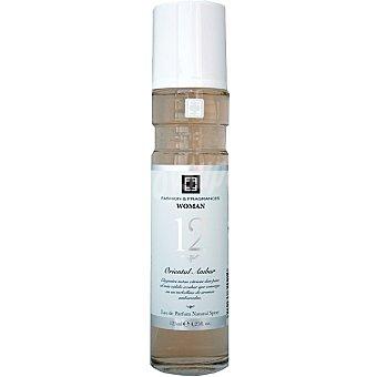 FASHION & FRAGANCES nº 12 Oriental Ambar eau de parfum natural Woman Spray 125 ml