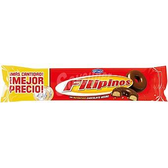 Filipinos Artiach Roscos de galleta con chocolate negro Paquete 185 g