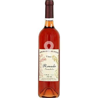 Vino rosado semidulce Rume tinta Jaen prieto botella 75 cl