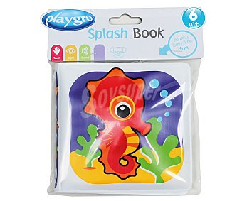 Playgro Libro de bebé para el baño playgro