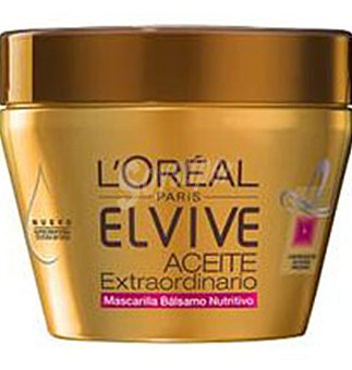 Elvive L'Oréal Paris MASCARILLA ACEITE 300 ML