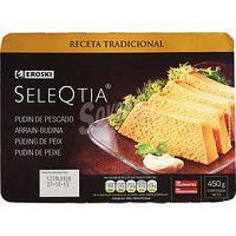 Eroski Seleqtia Pudín de pescado Tarrina 450 g