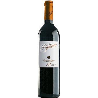 FIGUERO Vino tinto crianza 12 meses D.O. Ribera del Duero botella 75 cl 75 cl