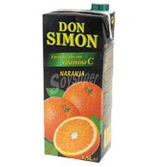 Don Simón Zumo naranja brick 1.5 l
