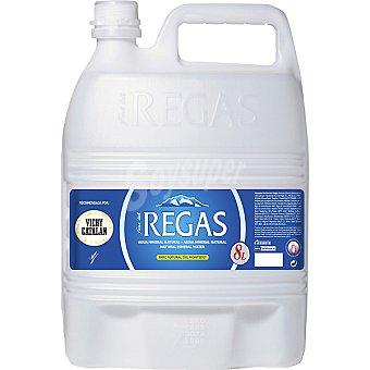 FONT DEL REGAS agua mineral natural garrafa 8 l