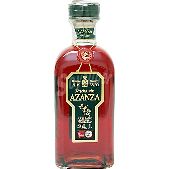 Azanza Pacharán extra de Navarra Botella 1 l