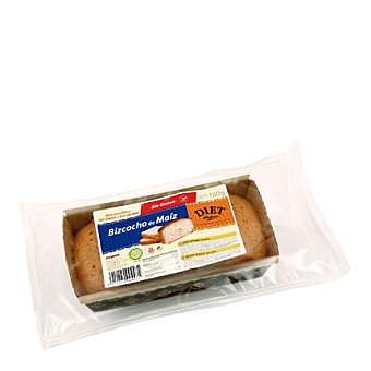 Diet Rádisson Bizcocho de maíz - Sin Gluten 140 g