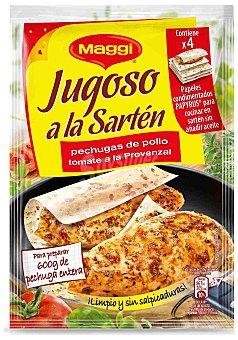 Maggi Maggi Jugoso a la Sartén Pollo Tomate a la Provenzal 24 gr