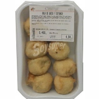Chandón Bola de queso roquefort 500 g