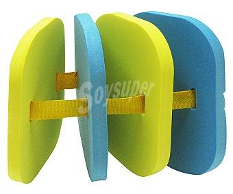 Euraspa Flotador infantil de espalda, fabricado en goma EVA y con medidas: 22.7x17.3x7.3 centímetros 1 unidad